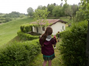 this is our little house in Tuscany