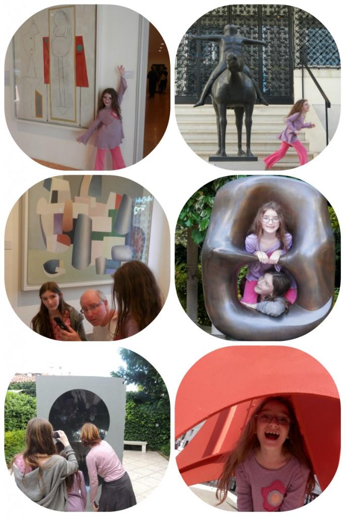 collage guggenheim